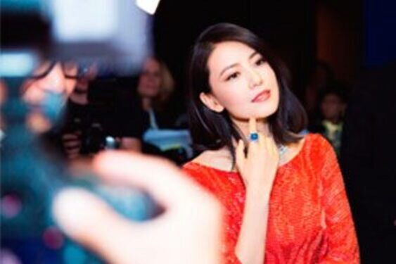 Chaumet World event at Rosewood Hotel in Beijing