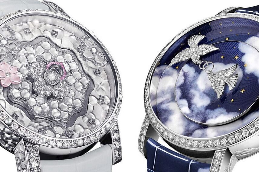 Swiss watchmaking tradition Chaumet