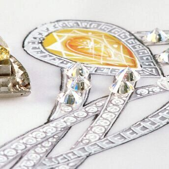 The art of creating a tiara   Maison Chaumet