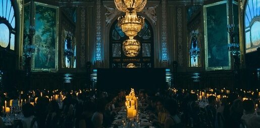 To celebrate the opening of the Chaumet in Majesty exhibition on 11 July 2019, a gala dinner was organised at the prestigious Monte-Carlo Casino, a focal point of Monaco nightlife.