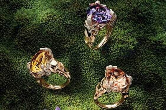 The Chaumet Garden of Earthly Delights