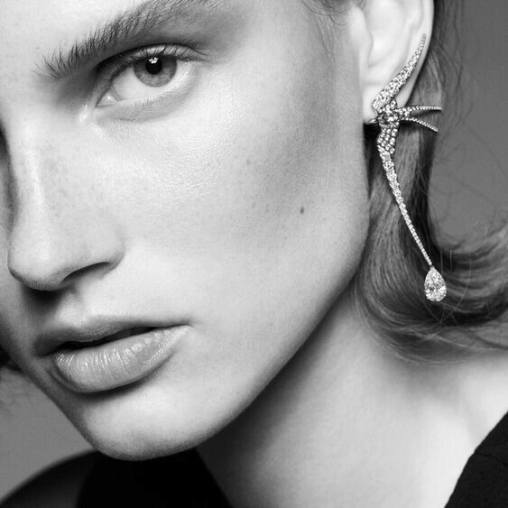 Envol earrings Les Ciels de Chaumet